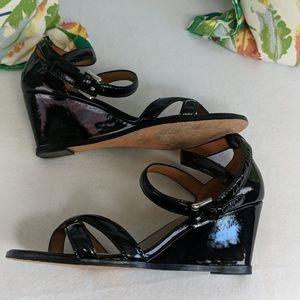 Coach Coretta black heels size 9 B